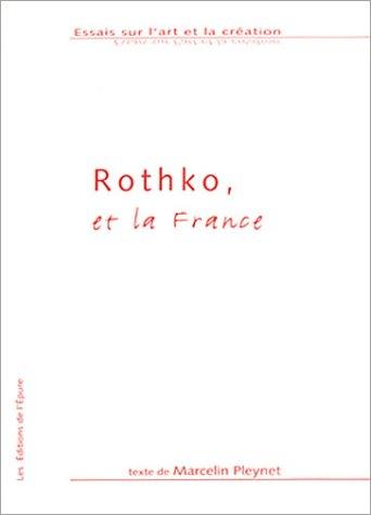 Rothko et la France