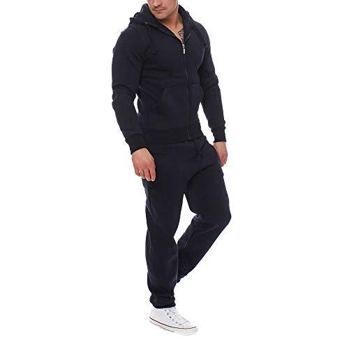 Clearance Sale [S-2XL] ODRDღ Hoodie Männer Mantel Herren Sweatshirt Sweater Patchwork Zipper Sweatshirt Hosen Sets Sport Anzug Trainingsanzug Tops Pullover Outwear Cardigan Strickjacke Langarmshirts