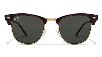Ray-Ban RB3016 Clubmaster Sunglasses 51mm: Ray Ban: Amazon