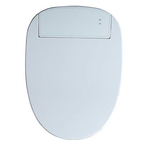 Menschlichen Körpers Eingestellt (Intelligente Toilettenabdeckung Haushaltskörperreinigerabdeckung intelligente Toilette automatische Spülung automatische Heizung Toilettensitz menschlichen Körpers Induktionssitz Heizung Toilettensitz)