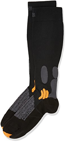 X-Socks Funktionssocken Mountain Biking Energizer, Black, 35/38, X020322