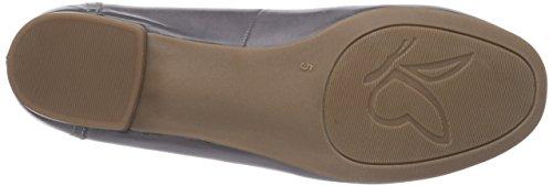 Caprice 24200 Damen Slipper Grau (GREY/200)