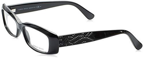 Armani Unisex GA 972 807 135 Sonnenbrille, Grau (Matt Gunmetal / Grau Grün), One size (Herstellergröße: 58)