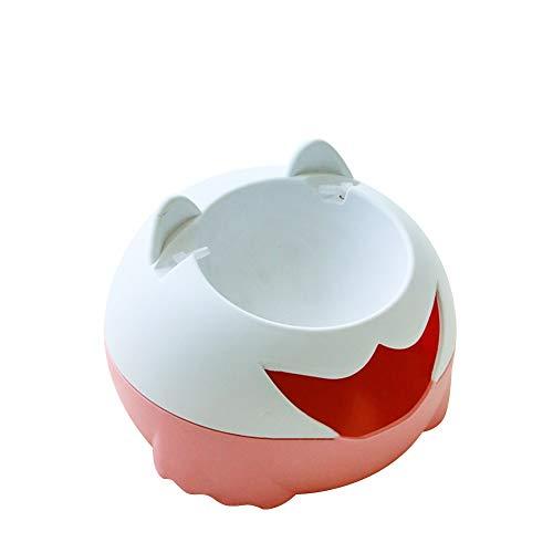 LanLan Dispensador Sano estupendo estupendo silencioso automático eléctrico del Agua de la Fuente de Agua del Animal doméstico Que Bebe para Las Mascotas Suministros para Mascotas