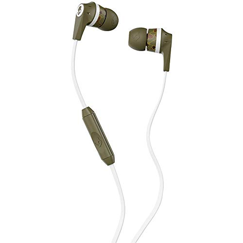 Skullcandy Ink'd Wired in Earphone with Mic  Standard Issue