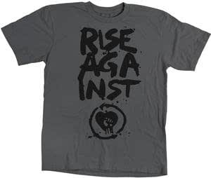 Men's Rise Against - Bullseye T-Shirt