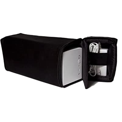 Jawbone BIG JAMBOX Carrying Case - Retail Packaging (Black) by Jawbone
