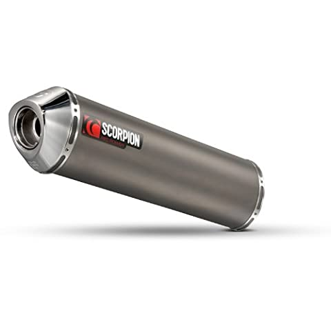 Honda CBF 1000 Factory Oval Slip-on Titanium Sleeve