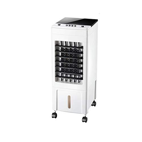 Climatisation Ventilateur Réfrigérateur Réfrigérateur Maison Dortoir Ventilateur Électrique Humidification Refroidissement par Eau Mobile Petit Climatiseur XINYALAMP (Color : A)