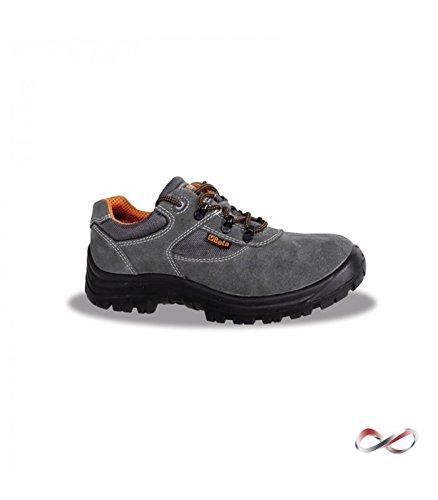 Beta Tools 7248G 42-Sapato Em Camurã‡A