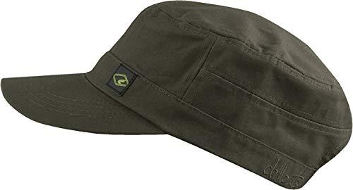 CHILLOUTS Mütze EL Paso Hat hochwertige Hüte Mützen und Caps für Herren Damen und Kinder, Farbe:Olive (EP 03)