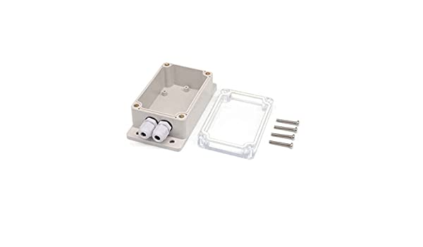 Morza Sonoff IP66 Waterproof Cover Case for Sonoff Basic//RF//Dual//Pow//TH16//G1 Smart Home