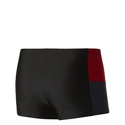 adidas Herren Infinitex Colourblock Boxer Badehose Black