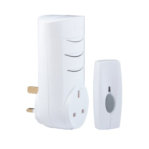 byron-sentry-by103-60m-wireless-plug-through-door-chime-kit-with-4-sounds