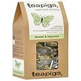 Teapigs Fennel & Liquorice Tea