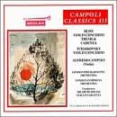 Violin Concerto / Theme & Cadenza for Violin