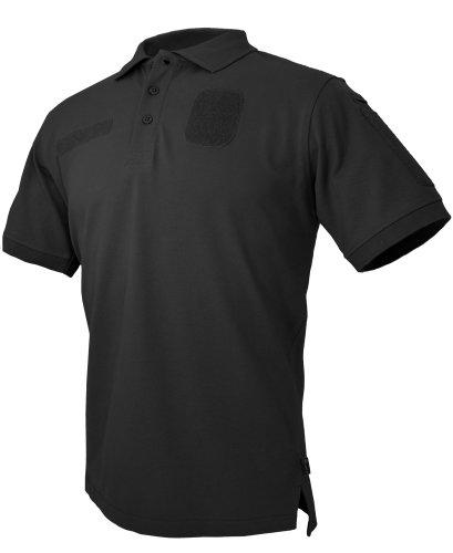 Preisvergleich Produktbild Hazard 4 Herren Loaded ID Centric Modular Patch Polo Shirt Schwarz size XL