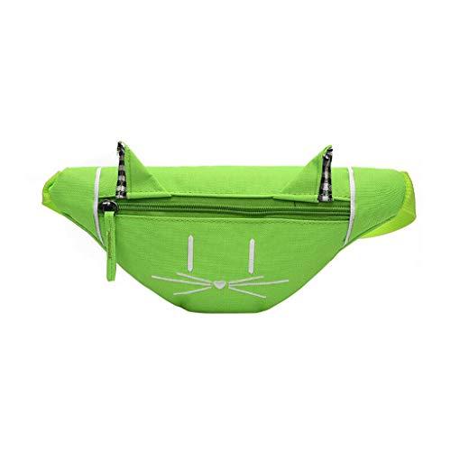 getasche Joker Crossbody Fashion Brusttasche Tasche Studententasche Geldbörse Münzfach ()