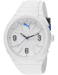 Puma Time Unisex-Armbanduhr Gummy Analog Quarz Silikon PU103592002
