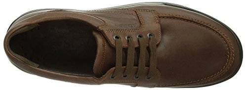 MEPHISTO CHARLES C897OO2 hommes Chaussures à lacets Marron (grizzly 178)