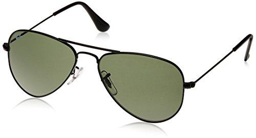 Ray-Ban Aviator Sunglasses (Black) (0RB3044IL284852)