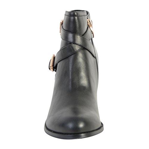 Bottine Enza Nucci QL2226 Noir Noir