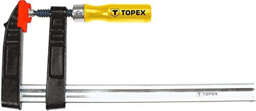 Topex 12A130 Tischler-Spannzwinge 120 x 1000 mm