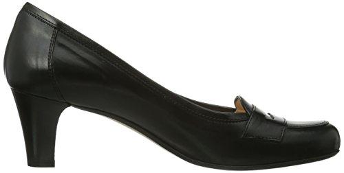 Evita Shoes Pumps Geschlossen, Escarpins femme Schwarz (Schwarz)