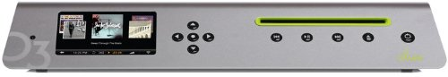 'Olive 03hd Server Musical Touchscreen 4,3Festplatte Endschalldämpfer 500GB silber -