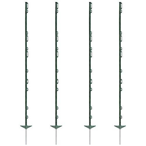 """40 pz. pali VOSS.farming """"farm 156"""", per recinzioni elettriche, con 11 occhielli,..."""