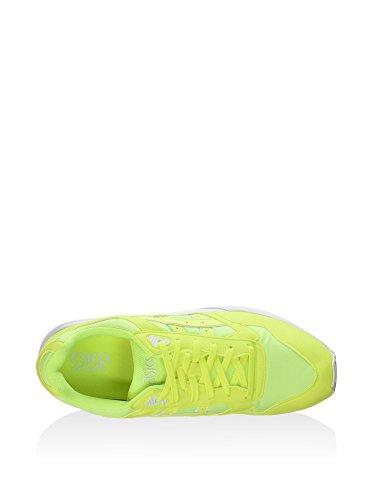 Asics Unisex – Adulto Gelsaga scarpe sportive Amarillo Flúor