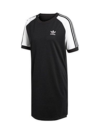 adidas Damen Raglan T-Shirt Black