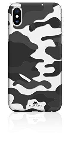 Black Rock Camouflage Case Black für Apple iPhone X [1050CFL02]