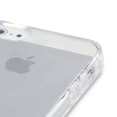 Terrapin Gel-Schutzhülle für iPhone 5s, transparent, 1Stück farblos