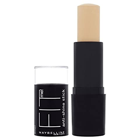 Maybelline New York Fit Me! 2-in-1 Anti Glanz Make-Up Stick