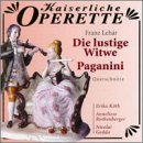 Operettas of Franz Lehar [Import allemand]