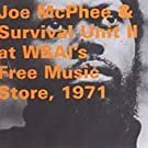 At Wbai's 1971 by Joe Mcphee & Survival Unit II