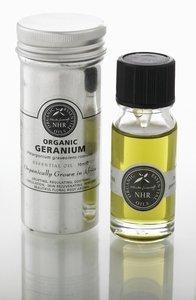 Organic Geranium Essential Oil - Bourbon Pelargonium