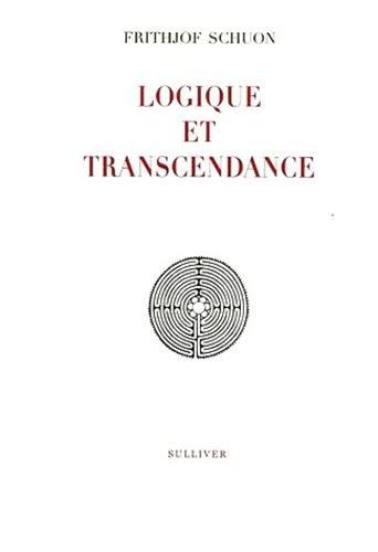Logique et Transcendance