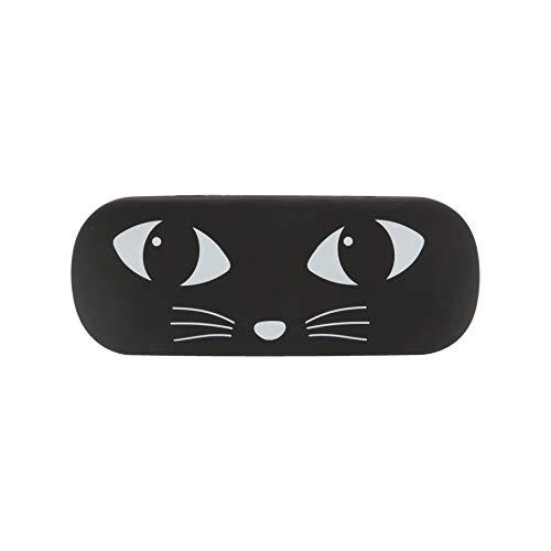 """Brillenetui """"Black Cat"""" von Sass & Belle - 16 x 6,5 x 3 cm"""
