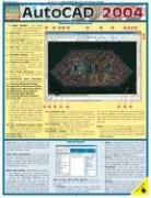 AutoCAD 2004 Laminate Reference Chart (Quick Study Computer) - Design-software Broschüre