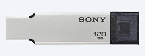 Sony USM128CA2 USB 3.1 128GB Pen Drive (Silver)