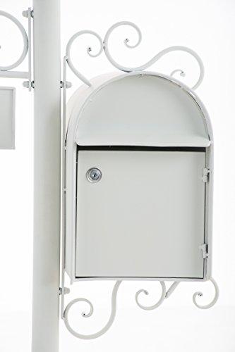 CLP Nostalgie Design Stand-Briefkasten Charlize - 3