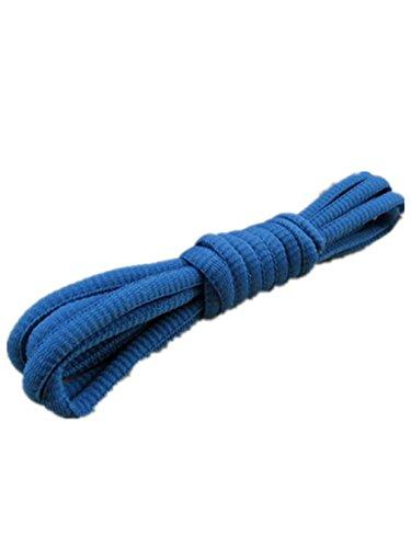 Boowhol 1 Paar Rundsenkel Shoelaces Komfort Schnürsenkel für Sportschuhe , Basketballschuhe