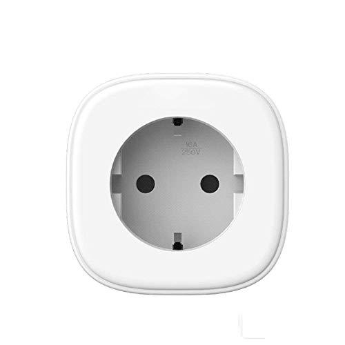 Smart Steckdose, Olliwon Intelligente WLAN Steckdose Smart Wifi Steckdose WLAN Kompatibel mit Alexa [Echo, Echo Dot] und Google Home, mit App Steuerung überall und zu jeder Zeit