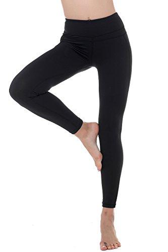 VQ1114 Black, XL/UK 1631-32 - DIAMONDKIT Women's Leggings