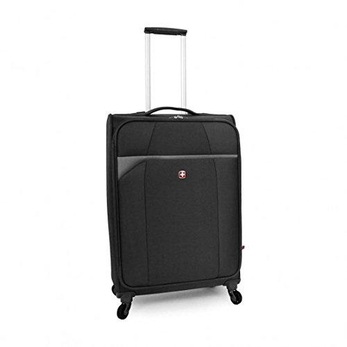 Swissgear Koffer, 62cm,, L, Schwarz / Grau (Mehrfarbig) - 2045809