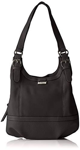 TOM TAILOR für Frauen Taschen & Geldbörsen Shopper Juna schwarz/black, OneSize