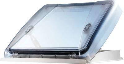 MPK Dachhaube VisionStar M Pro mit LED Dachluke Wohnwagen Camping Dachfenster Luke Caravan Lüftung