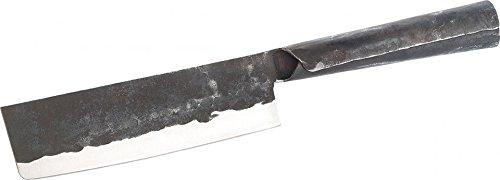 tokiokitchenware-nakiri-coltello-con-manico-in-acciaio-lavorata-a-mano
